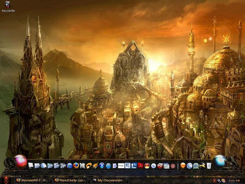 Diablo 3 Theme Pack by SBlister
