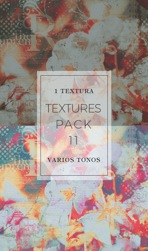 Pack 11, textures by kagomechan20