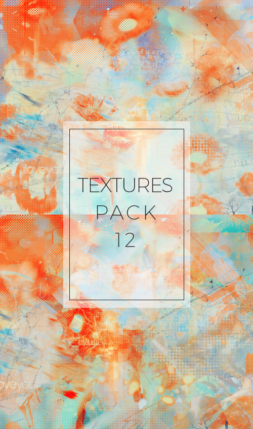 Pack 12, Textures by kagomechan20