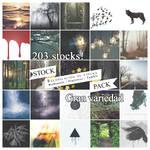 Stock Pack Recopilacion - 203 stocks