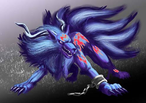 Wolf Monster