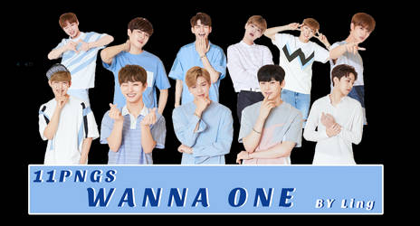 [PNG PACK]WANNA ONE 11PNGS-2