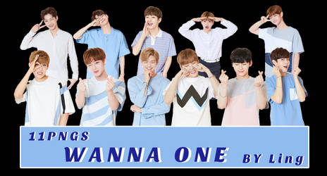 [PNG PACK]WANNA ONE 11PNGS-3
