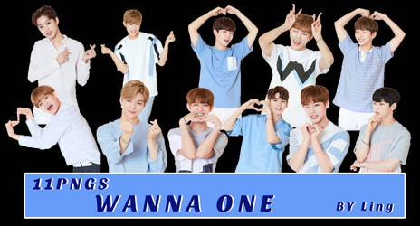 [PNG PACK]WANNA ONE 11PNGS-5