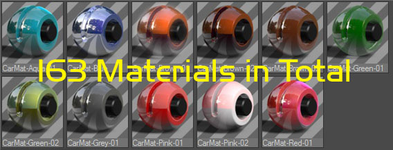 C4d Standard Materials Library 163 Materials By Bestm8 On Deviantart