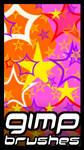 GIMP.Brushes::Stars