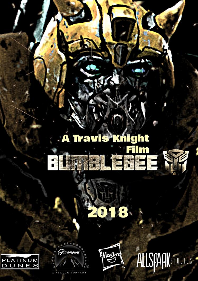 Hasil gambar untuk Bumblebee (2018) poster