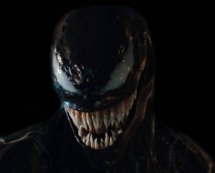 Venom 2018 Symbiote Suit Transparnet