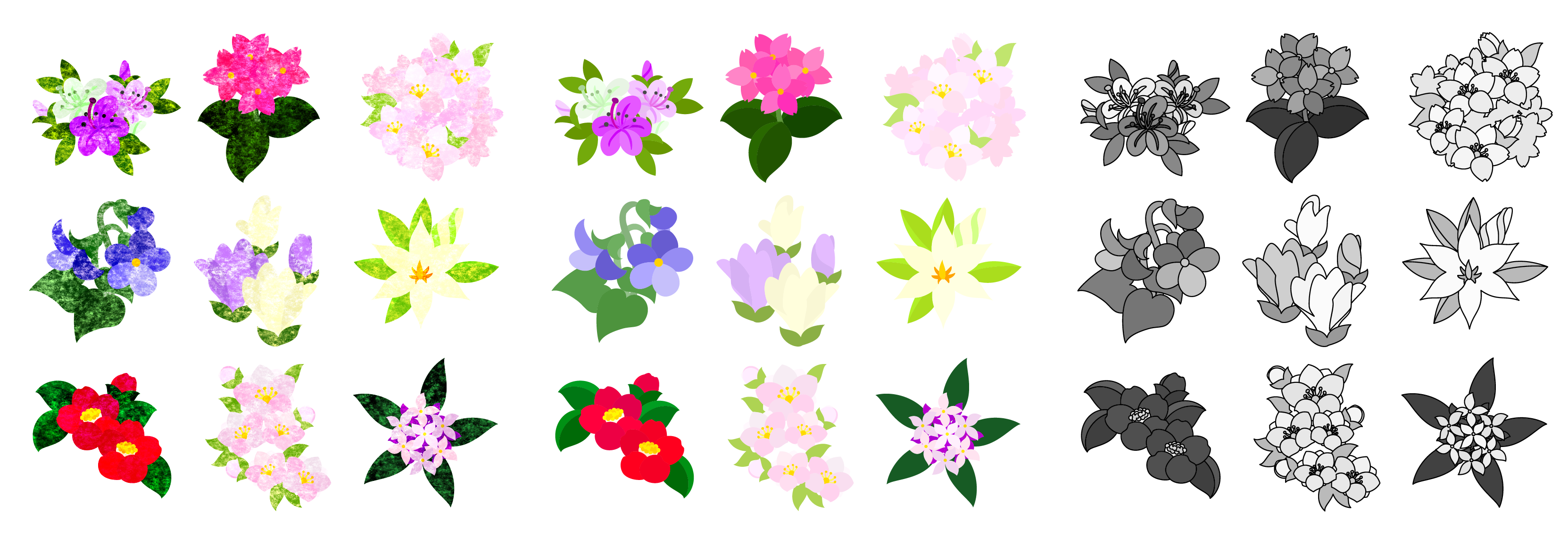 cute flower icon png by atelierbw on deviantart