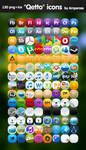 'Qetto' icons
