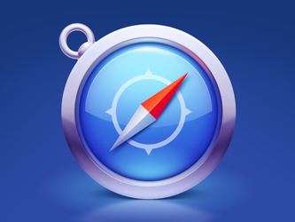 Safari icon by Ampeross