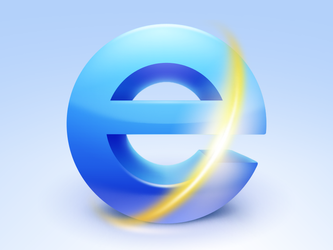 Internet Explorer icon by Ampeross