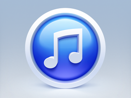 iTunes icon by Ampeross