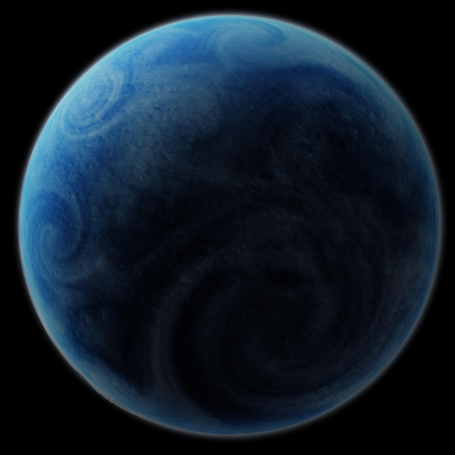 The Blue Planet by avireX