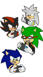 Switching hedgehogs
