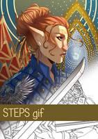 Mahariel STEPS by Miss-Pannacotta