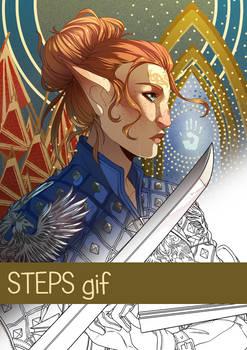 Mahariel STEPS