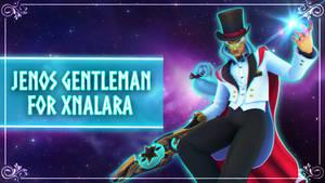 Paladins - Jenos Gentleman for XNAlara