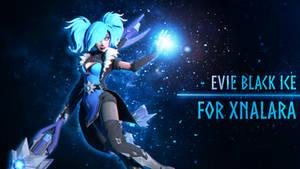 Paladins - Evie Blackice for XNAlara