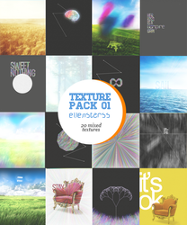 Evenstarss Texture Pack #01 by evenstarss