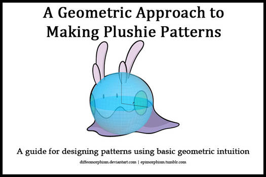 A Geometric Approach to Making Plushie Patterns by Diffeomorphism