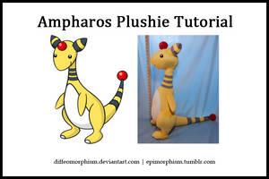 Ampharos Plush Tutorial by Diffeomorphism