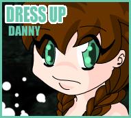 Dress up +Danny+ by Blaze-Bernatt