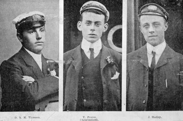 Crew Profiles of Loch Vennachar by phasai
