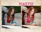 Peace PSD