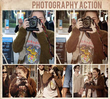 Photography action by delicatepetals