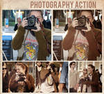 Photography action