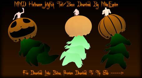 MMD Halloween Jellyfish Tail/Base Download