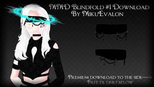 MMD Blindfold #1 Download