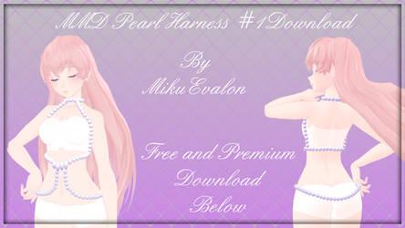 MMD Pearl Harness #1 Download