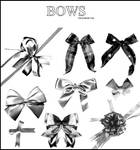Bows Brushes
