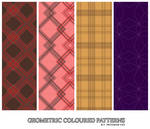 Geometric Coloured Patterns
