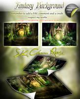 Fantasy Background V11 by DIGI-3D