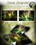 Fantasy Background V11