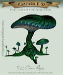 Mushroom V 02