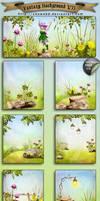 Fantasy Background V35