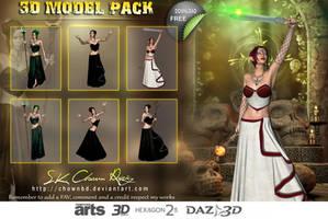 3D Model Pack