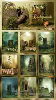 Enchanted Glade backgrounds