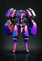 Punch Bot by TimTinhNguyen