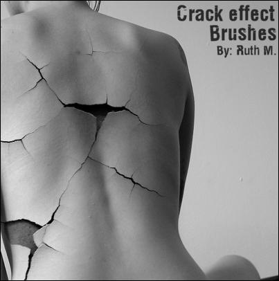 Crack Effect Brushes Crack_Effect_Brushes_by_funerals0ng