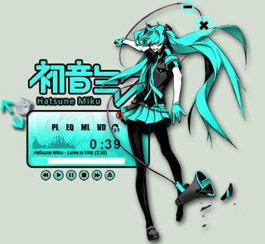 Vocaloid: Love is War Hatsune Miku by seraphimax