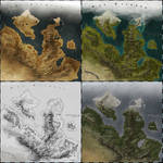 Map pack: styles I-IV
