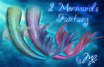 Mermaids Fantasy PNG