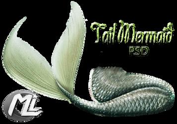 Tail Mermaid by MLauviah