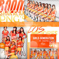 +Pack Png Girls Generation 11 by Pohminit