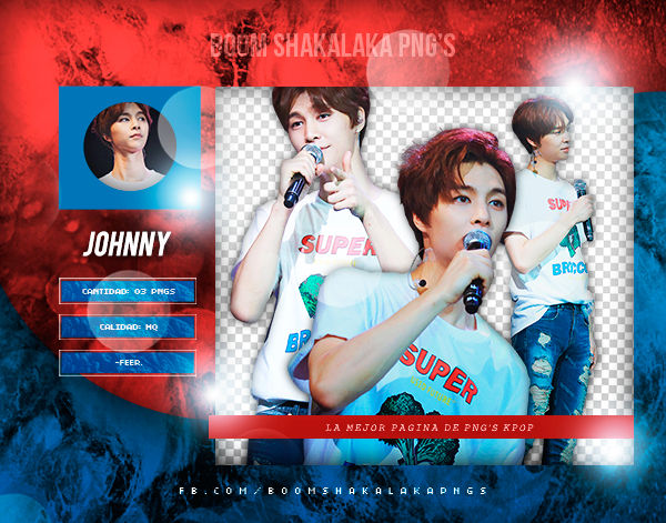 Pack Png Nct Johnny By Pohminit On Deviantart